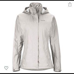 Marmot Women's Rain Jacket L EUC